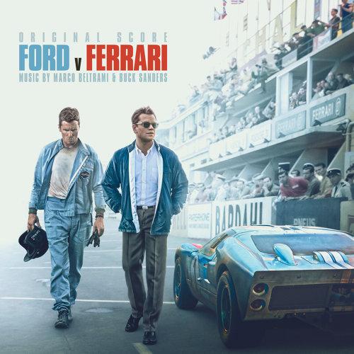 Ford V Ferrari Score Album Details Film Music Reporter