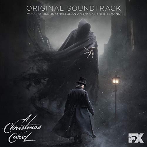 Soundtrack Album for FX/BBC Series 'A Christmas Carol' to Be