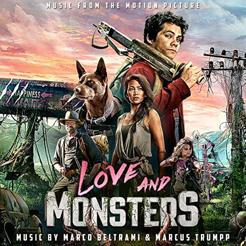 Love And Monsters Soundtrack Details Film Music Reporter