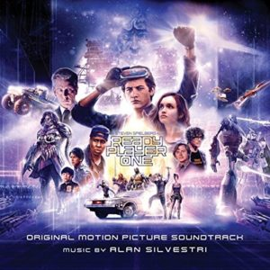 The Full Details Of The Soundtrack Album For Steven Spielbergs Movie Adaptation Of Ready Player One Have Been Revealed The Album Features The Films
